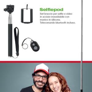 Selfiepod  stick