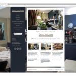 Sito web Caffé del Lupo Kitchen