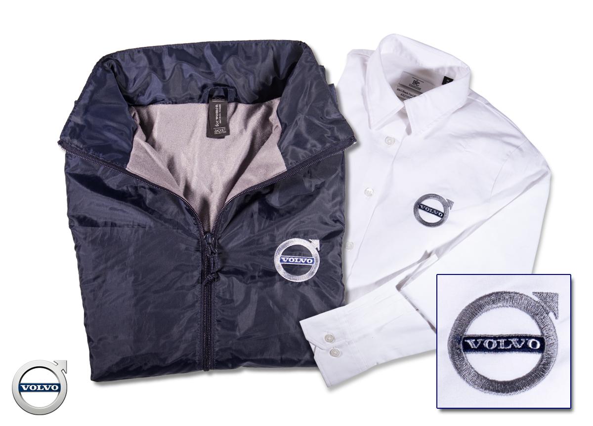 Volvo abbigliamento