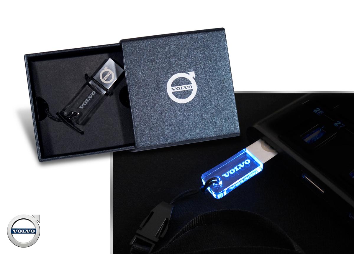 Volvo USB