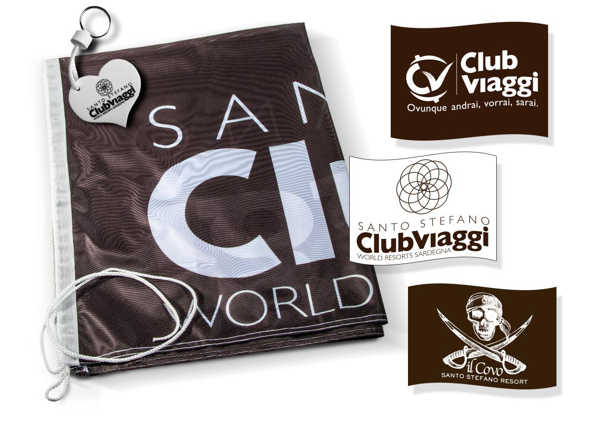 Club Viaggi Santo Stefano Bandiere