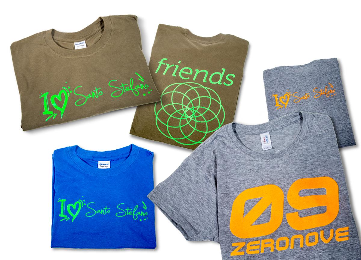 ClubViaggi Santo Stefano T-Shirt