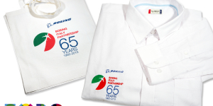 Boeing Camicia e Shopper Expo 2015