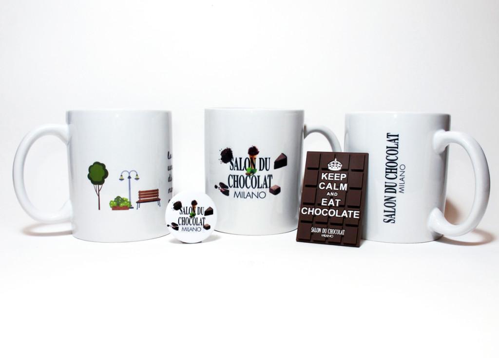 Salon du chocolat milano chiba promotion graphics for Salon du packaging