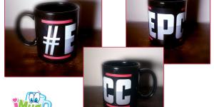 "Mug ""E poi c'è Cattelan"""