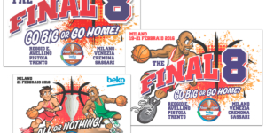 Final Eight di Basket