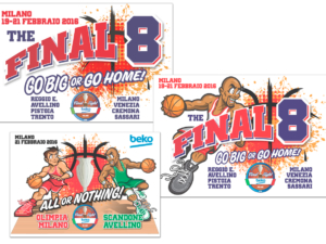 Final Eight di Basket