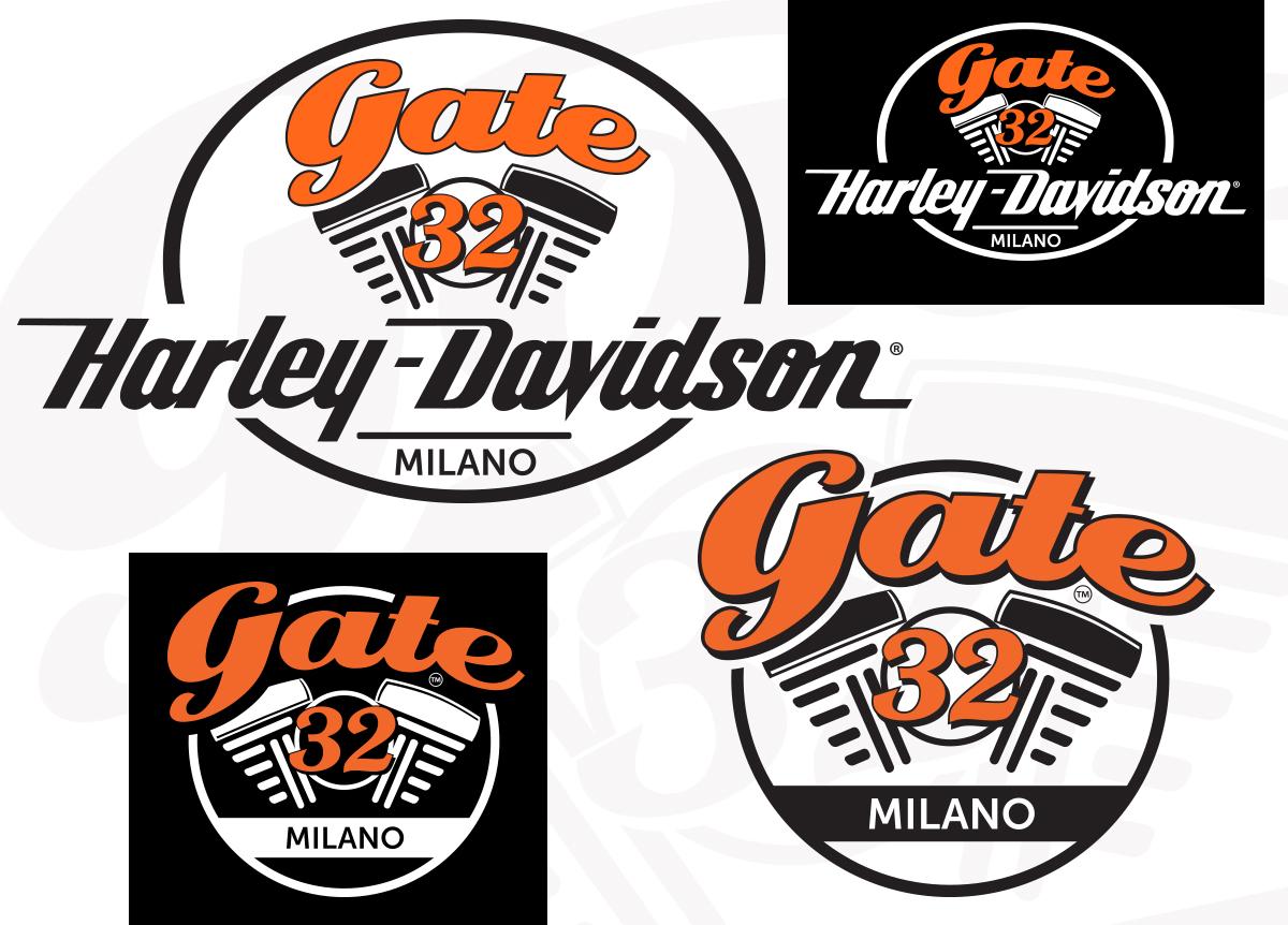 Gate32 Milano - Logo