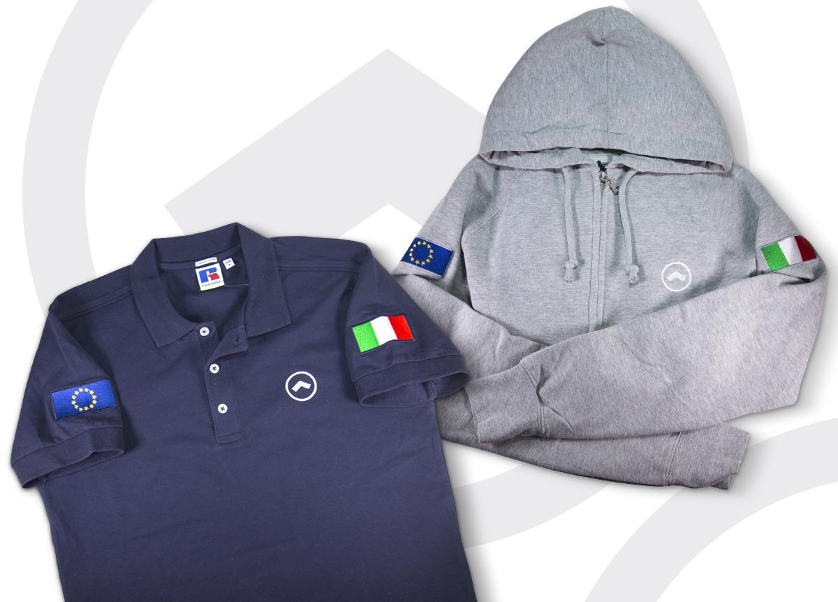 Enter Polo & Sweater