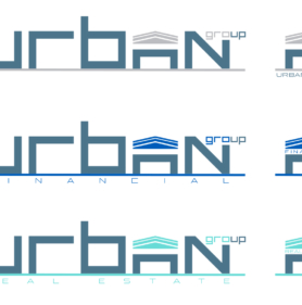 Urban Group Brand Identity