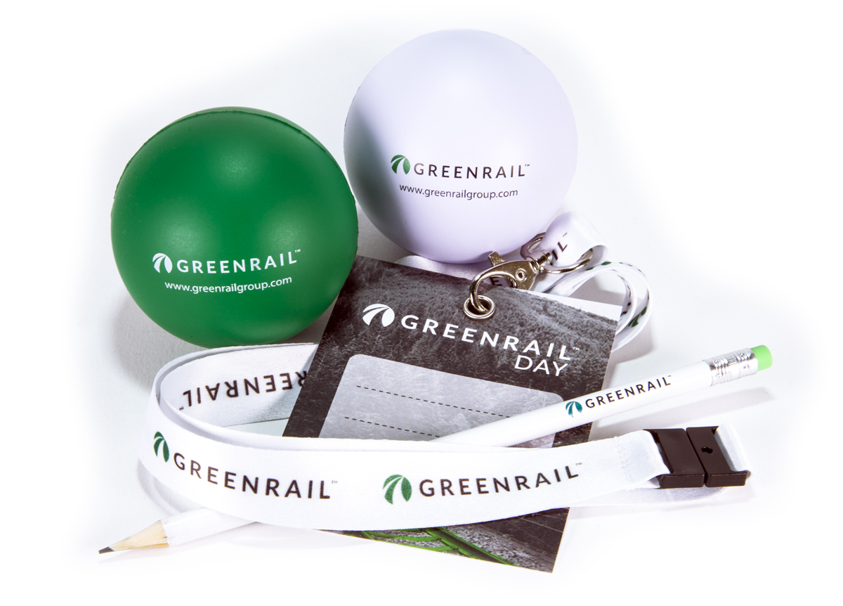 Greenrail Gadget Set