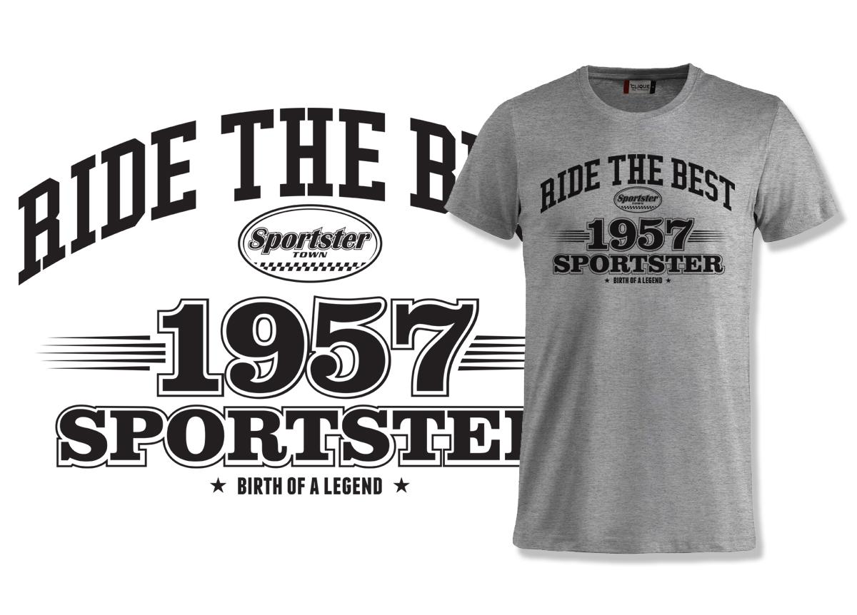Sportster Town T-Shirt