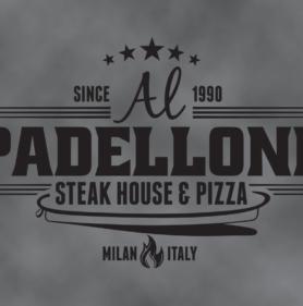 Al Padellone – Restyling logo, T-Shirt e camicie