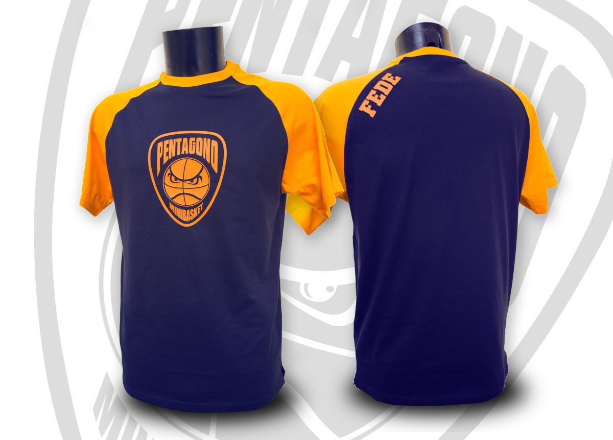 Pentagono-Basket Milano T-Shirt