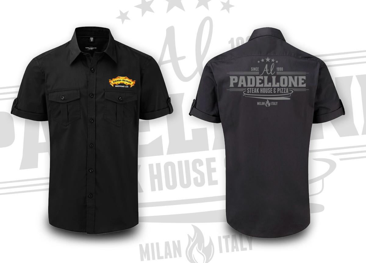 Al Padellone - Shirt divisa personale uomo