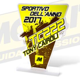 Trofeo Moto.it per Tony Cairoli