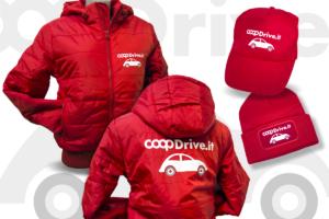 Coop Drive.it Piumino e Cappellini