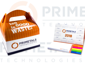 Primetals Doggy Bag e Calendario