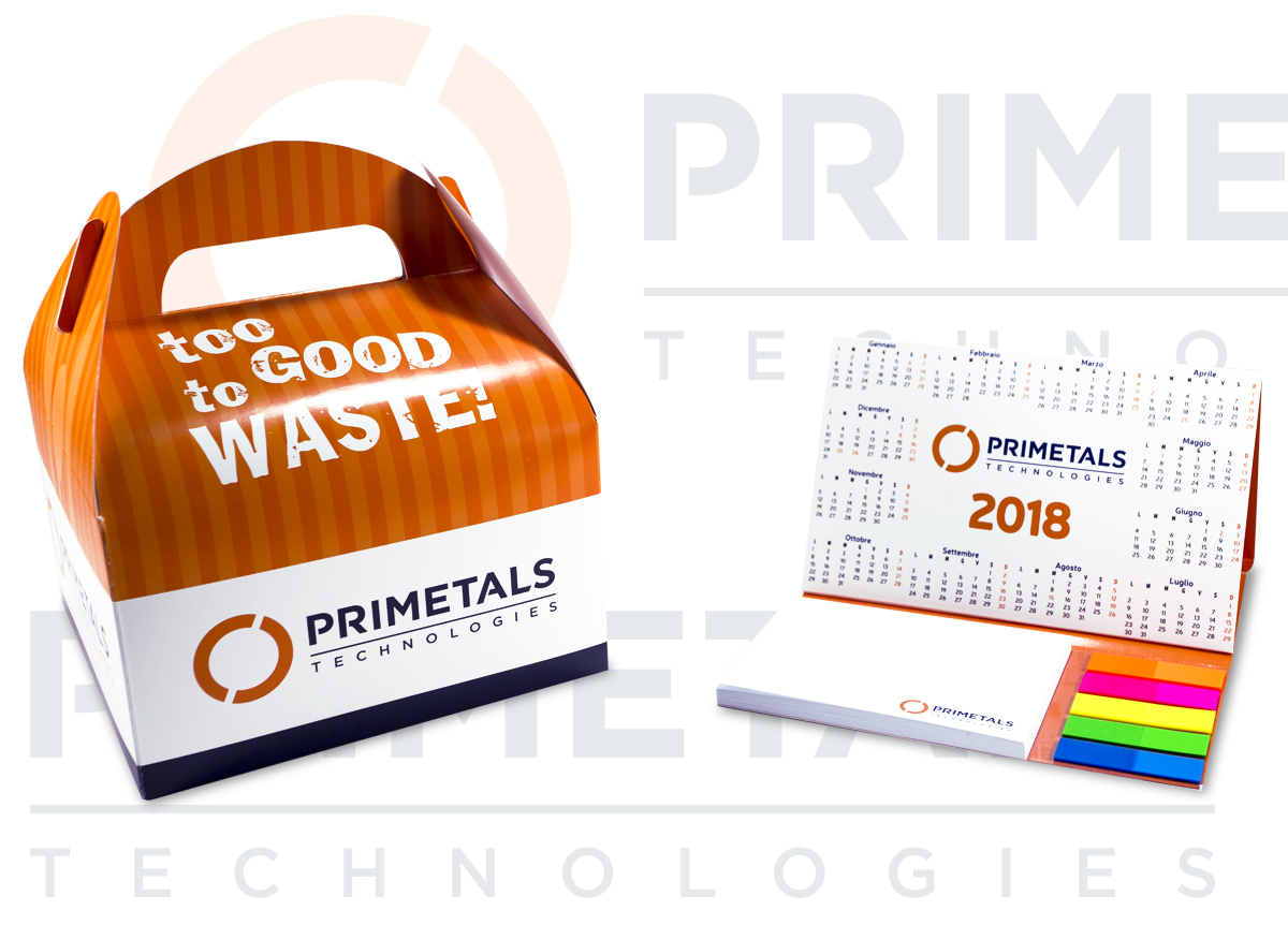 Chiba Promotion And Graphics: Primetals DoggyBag e Calendario