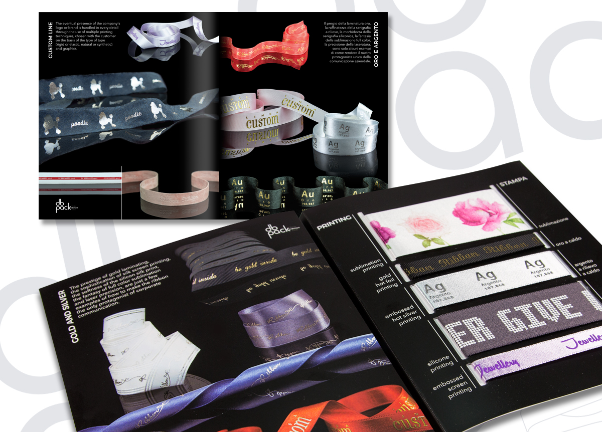 Chiba Promotion & Graphics DB Pack Brochure